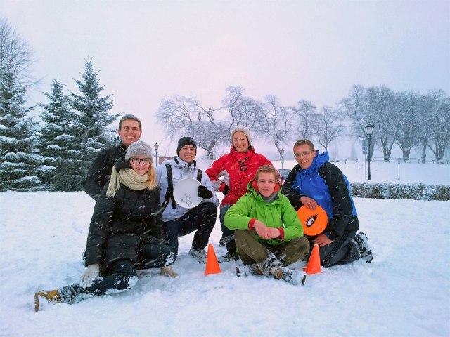 Snow ultimate Mariu Meskos