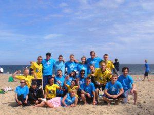 mariu meskos beach ultimate lithuania team ultimate spring break 2013 (3)