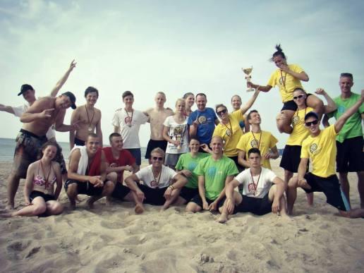 Palanga Sands HAT 2013 beach ultimate lithuania