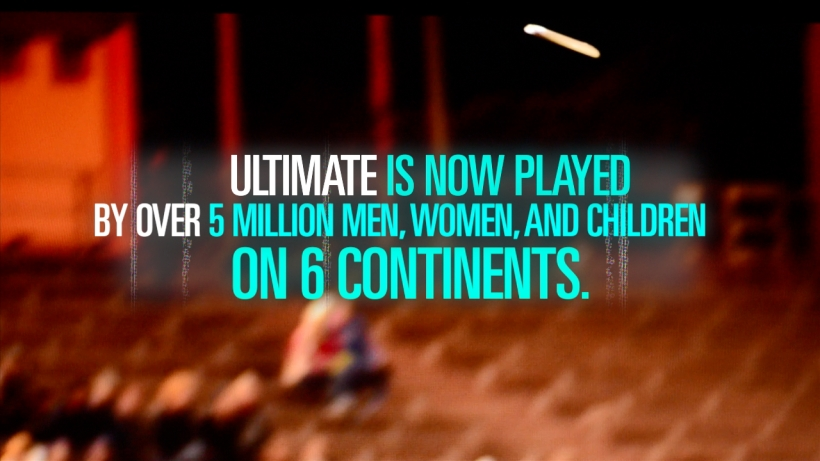 Flatball A History of Ultimate