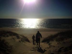 Treniruotės Smiltynėje