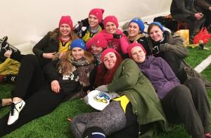 Mariu Meskos @ Kick in de kok 2017 women